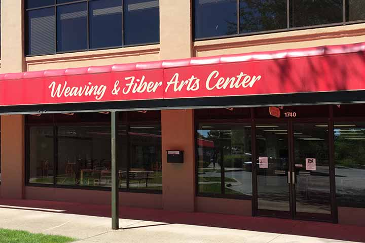 The Weaving and Fiber Arts Center